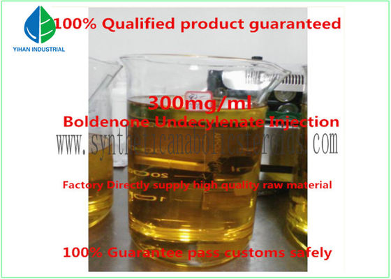 China Männer Boldenone Equipoise Boldenone-Steroide Ultragan 300mg/pharmazeutischer Grad ml usine
